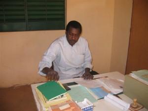 Moussa HAOUGUI (Gestionnaire)