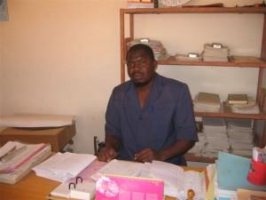 Hassane Moussa BARO (Directeur pédagogique)